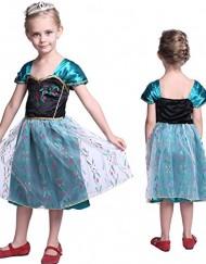 Disfraz Anna Coronación Deluxe