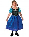 Disfraz Anna clásico niña
