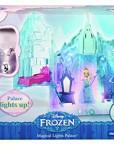 Caja Frozen Palacio mágico Elsa