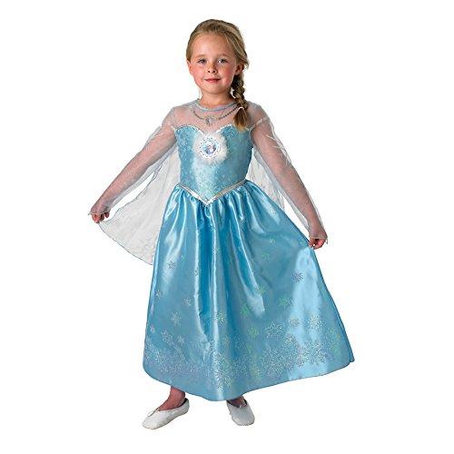Disfraz Elsa Deluxe