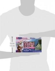 Vista caja pulseras brazalete Frozen