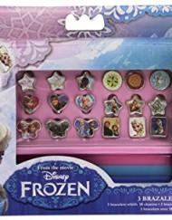 Caja pulseras brazaletes Frozen