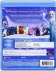 Frozen El reino del hielo Blu-ray contraportada