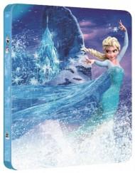 Frozen El reino del hielo Edición Caja Metálica Blu-ray caja portada