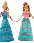 Frozen Pack muñecas Elsa y Anna separadas