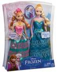 Frozen Pack muñecas Elsa y Anna caja