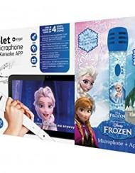 Frozen Pack tablet y karaoke Ingo caja