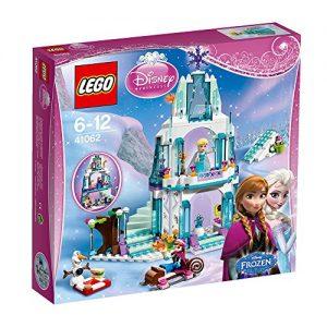 caja Lego Frozen el brillante castillo de Elsa