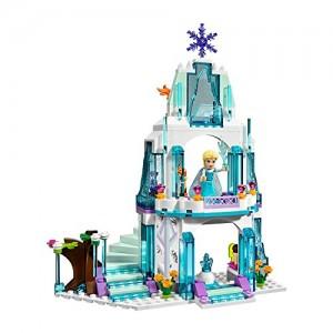 Lego Frozen el brillante castillo de Elsa vista castillo