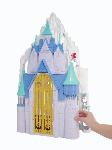 Frozen Palacio de hielo vista palacio