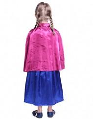 Disfraz Anna Deluxe delantal atrás