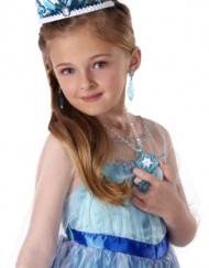 Frozen Juego para hacer joyas Elsa niña