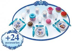 Cesta para picnic Frozen accesorios - Todo Frozen