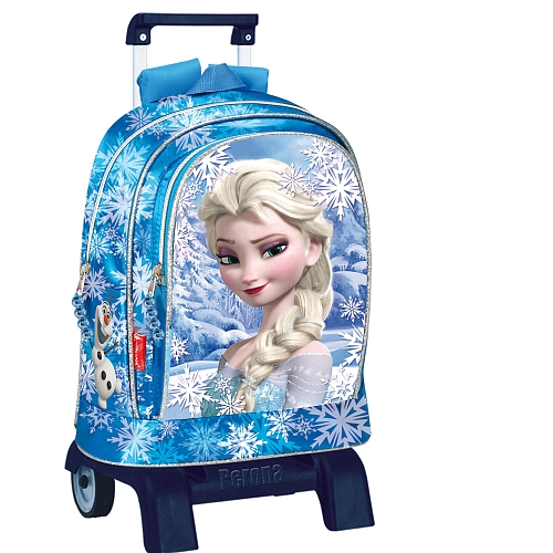 las 6 mejores mochilas frozen de ruedas. Black Bedroom Furniture Sets. Home Design Ideas