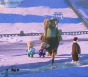 Frozen en Zootopia