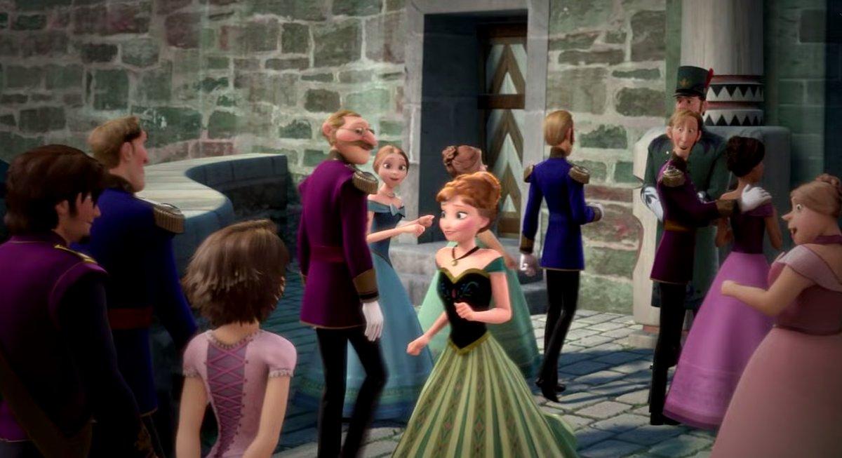 Rapunzel Frozen