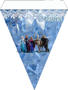 guirnalda frozen