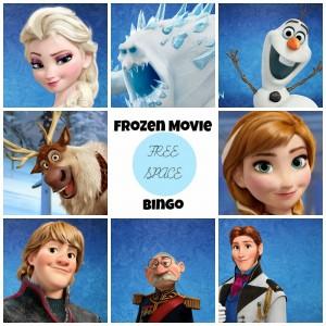 juego bingo frozen