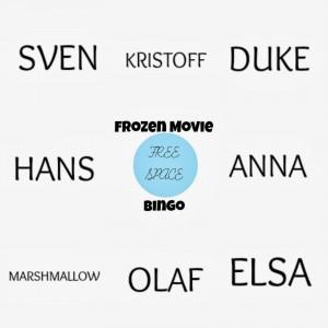 juego imprimir frozen
