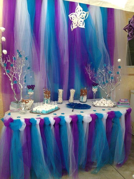 Collage de ideas para tu fiesta frozen. - Fabrica de ideas.
