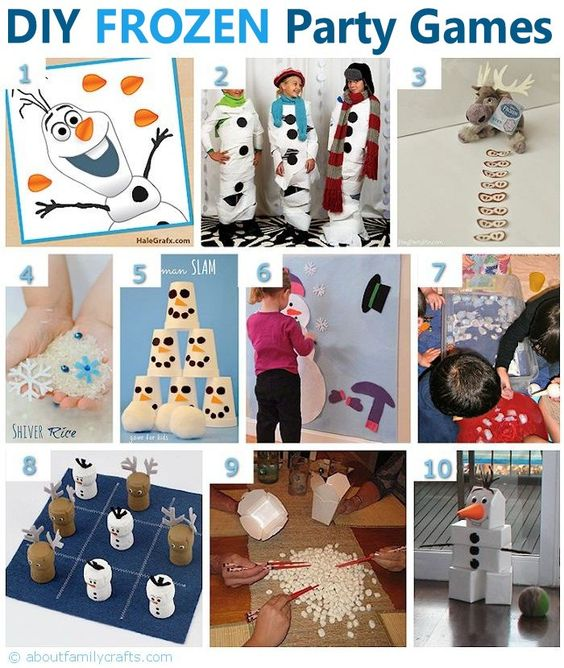 como hacer una piñata de frozen olaf