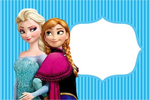 Como Hacer Una Fiesta Frozen Todo Frozen